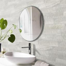 Minerli Artico White Brick Italian Porcelain Wall & Floor Tiles