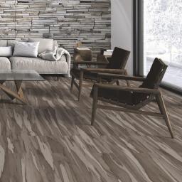 Savanna Beige Polished Wood Effect Italian Porcelain Wall & Floor Tile