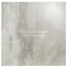 SALE!! Marble Grey Polished Stone Effect Italian Porcelain Wall & Floor Tiles 60cm X 60cm