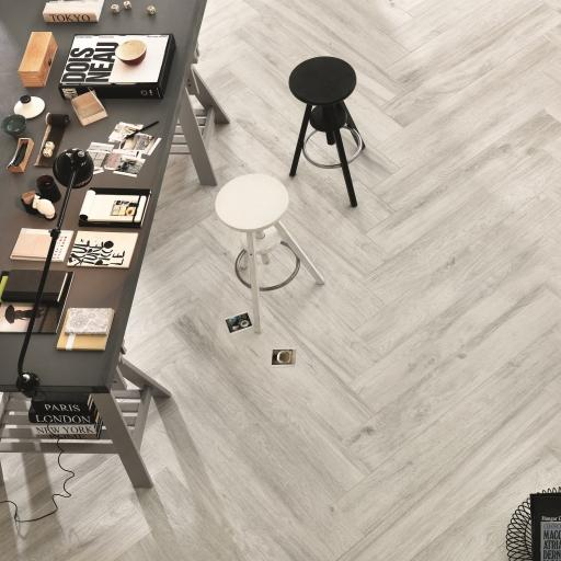 Wood Rice Wood Effect Italian Porcelain Wall & Floor Tiles