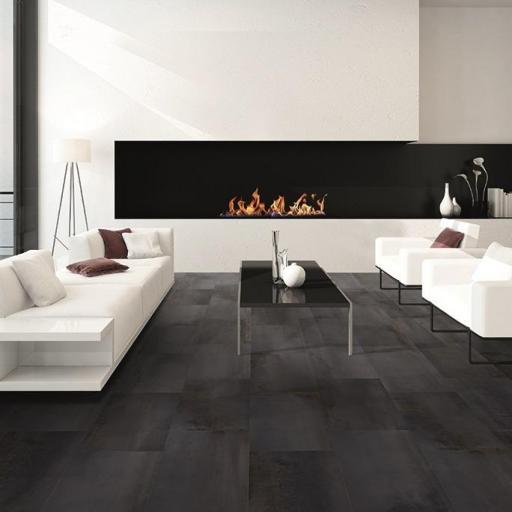 Oxi Palladium Metallic effect Porcelain Wall & Floor Tiles
