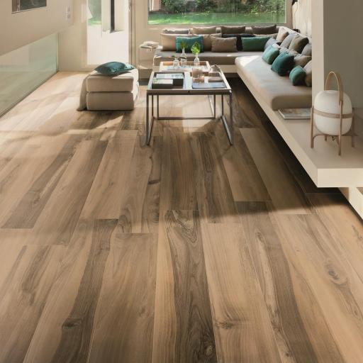Classic Noce Wood Effect Italian Porcelain Wall & Floor Tiles