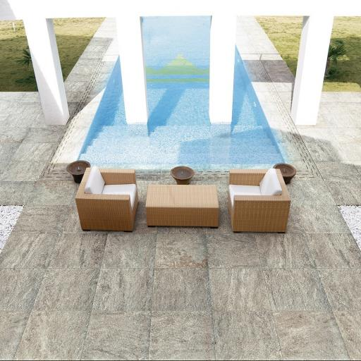 Outdoor Slabs Unik Patio Tiles 20mm / 60 x 60 cm
