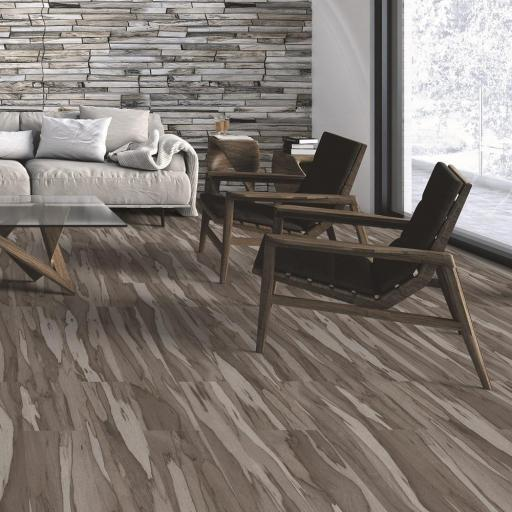 Savanna Beige Polished Wood Effect Italian Porcelain Wall & Floor Tile