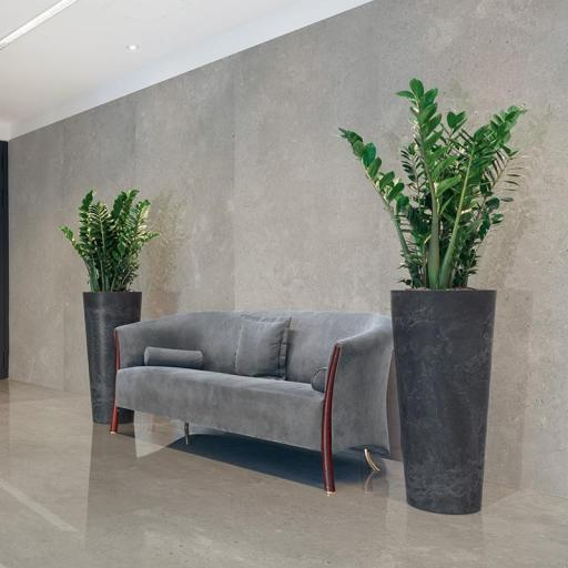 Large Format Limestone Porcelain Wall & Floor Slabs Tiles
