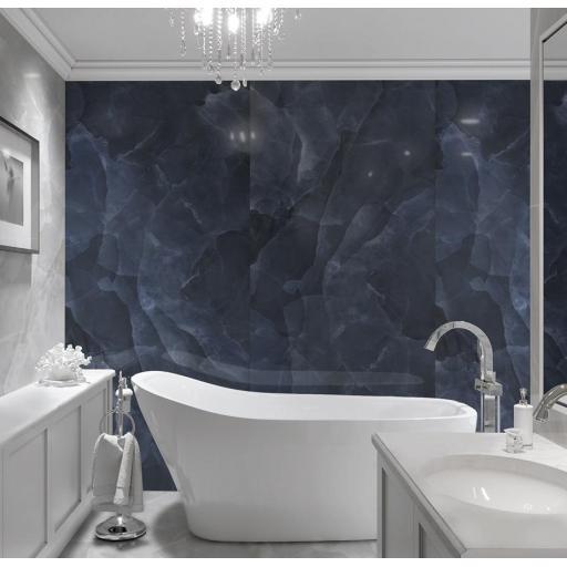 Onyx Blue Porcelain Wall & Floor Tiles