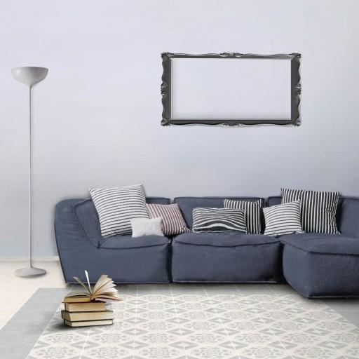 SALE!! Decor Grey Designer Retro Italian Porcelain Wall & Floor Tiles