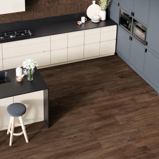 Signum Cherry Wood Effect Italian Porcelain Wall & Floor Tiles