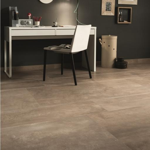 Urban Sand Concrete Effect Porcelain Rectified Wall & Floor Tiles