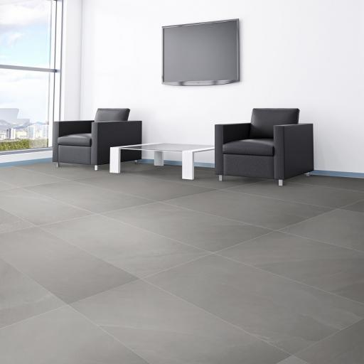 Ocean Wind Marble Effect Porcelain Wall & Floor Tiles 120 x 60cm