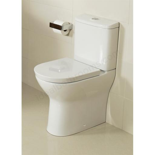 Colina comfort height close-coupled WC