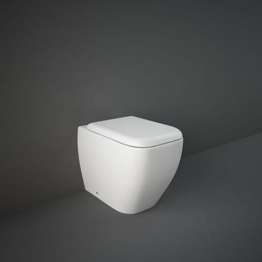 Metro Back-to-Wall Toilet with Soft Close Seat