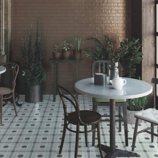Orion Bronze Brick Porcelain Wall & Floor Tiles